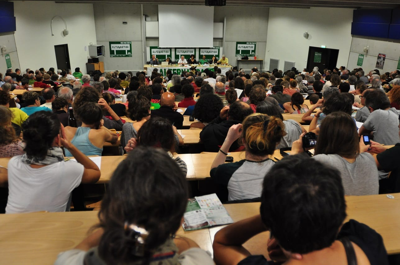 Conférence Alternatiba Bayonne