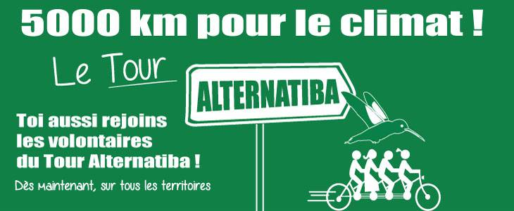volontaires tour Alternatiba