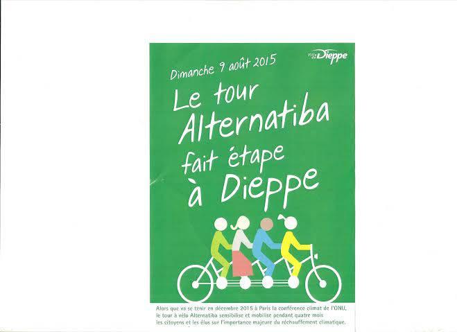 Dieppe Tour Alternatiba