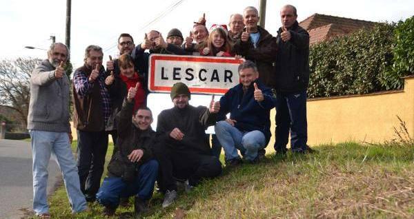 Lescar Tour 2015