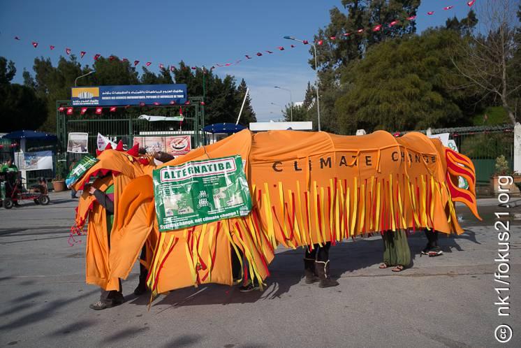 Le dragon du réchauffement climatique