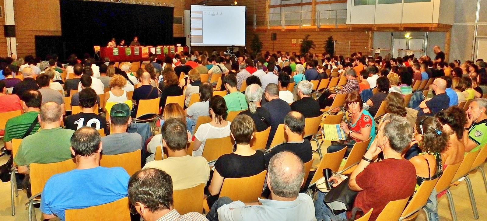 Conférence à l'occasion du départ du Tour Alternatiba