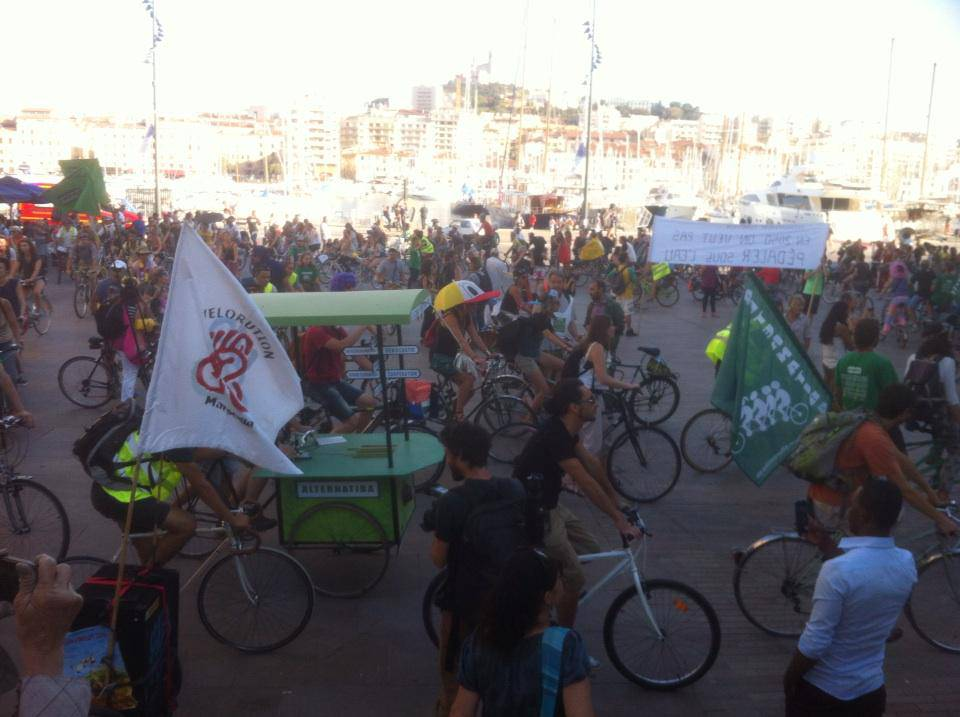 velorution Marseille Alternatiba