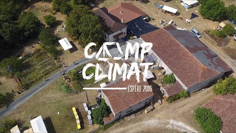 Camp Climat - Espère 2016 : Lancement !