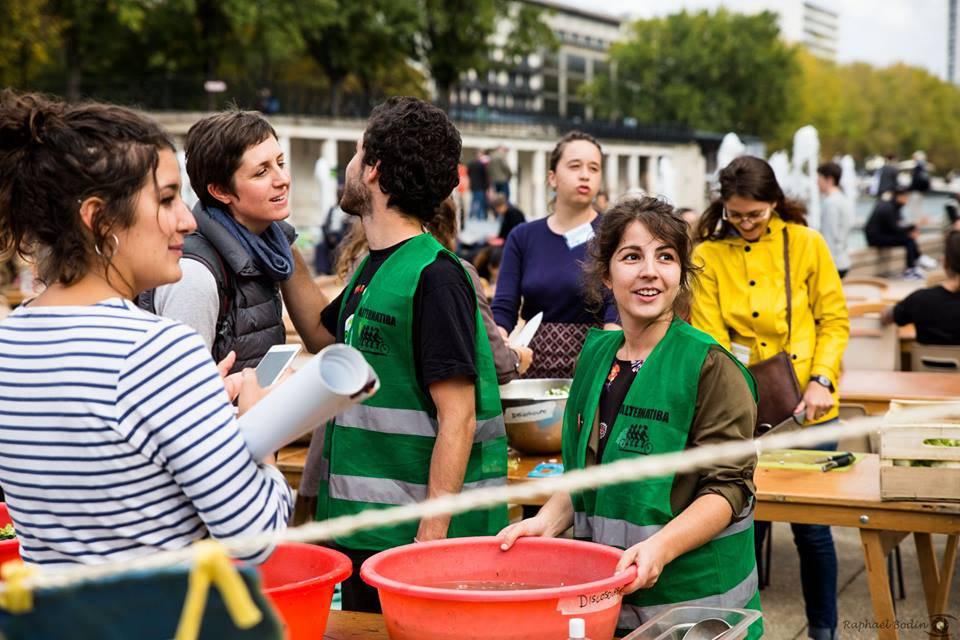 Village Alternatiba Paris 2017