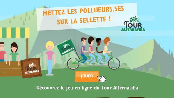 Jeu du Tour Alternatiba !