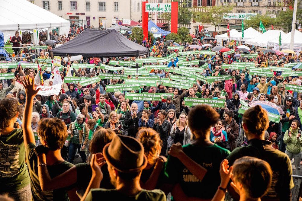 15000 personnes à Alternatiba 2018