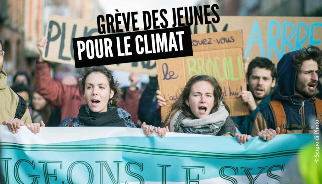 Marche pour le climat - Toulouse - janvier 2019